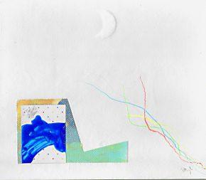 """Obrazek """"Na Księżyc"""""""